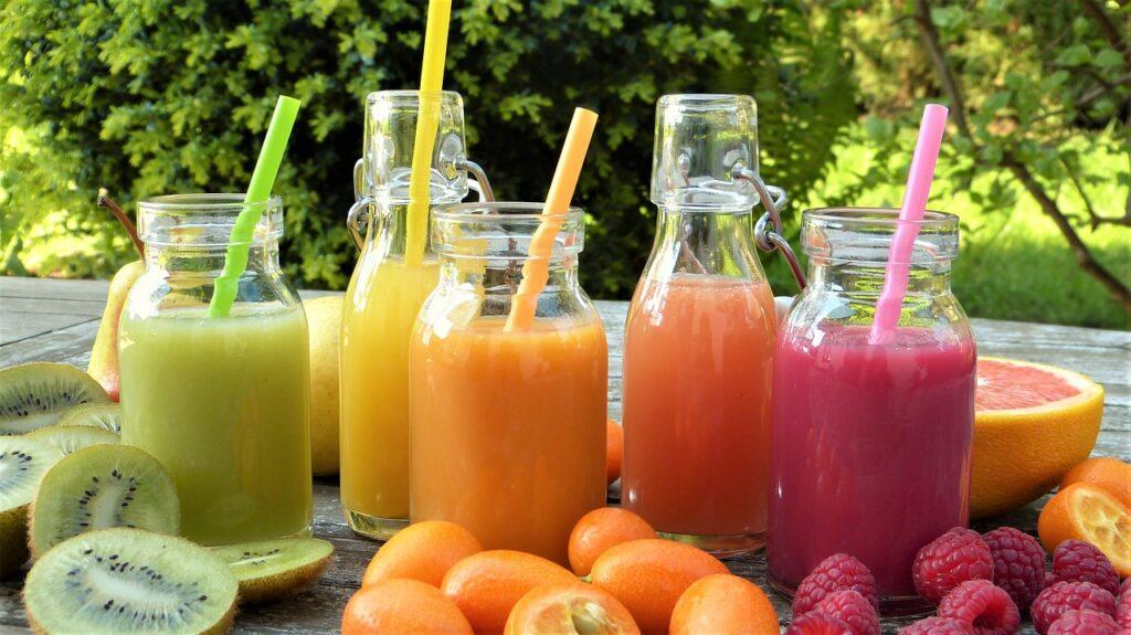 Ползите от натуралните сокове